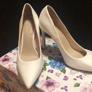 Cute White Stiletto Heels